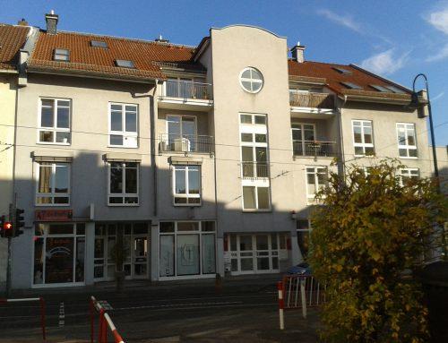 Karlstraße in Darmstadt