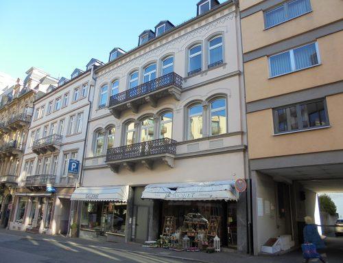 Ludwigstraße in Bad Homburg